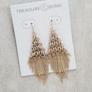 Treasure & Bond Chandelier Earrings